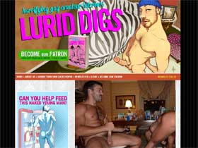 Lurid Digs | Horrifying Gay Amateur Interiors