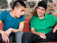 Too Big For Twinks #06, Scene #01